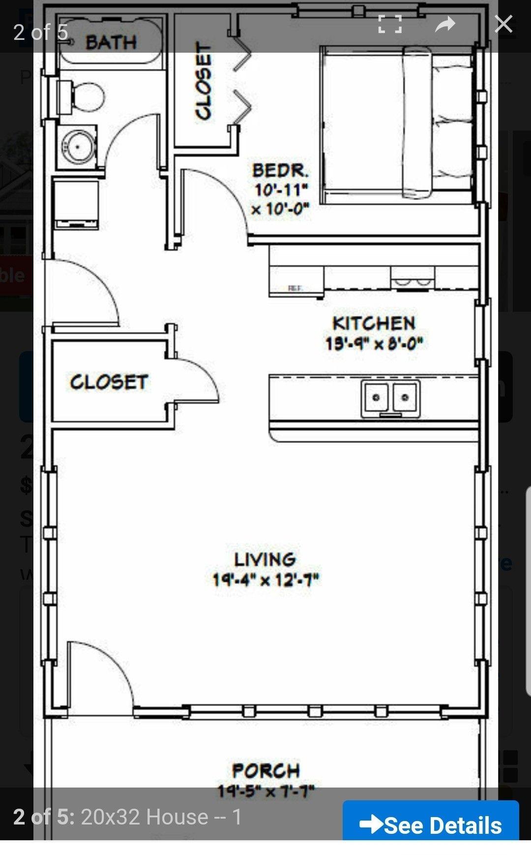 Pin by lori on Floor plan one bedroom plus loft in 2020