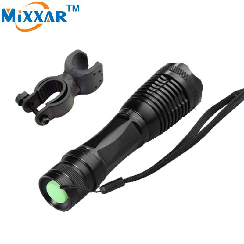 Zk13 Led Flashlight Bike Light Bicycle Light Torchtactical
