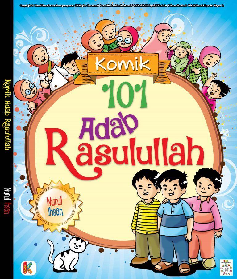 101 Komik Teladan Islam dan Adab Hadist Rasulullah (Dengan