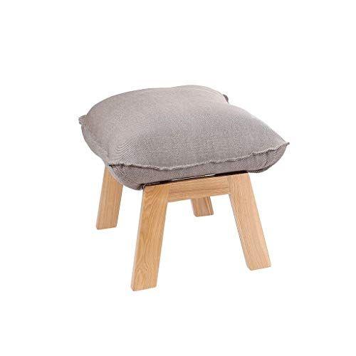 Super Aijl Footstool Solid Wood Shoe Bench Restaurant Stool Inzonedesignstudio Interior Chair Design Inzonedesignstudiocom