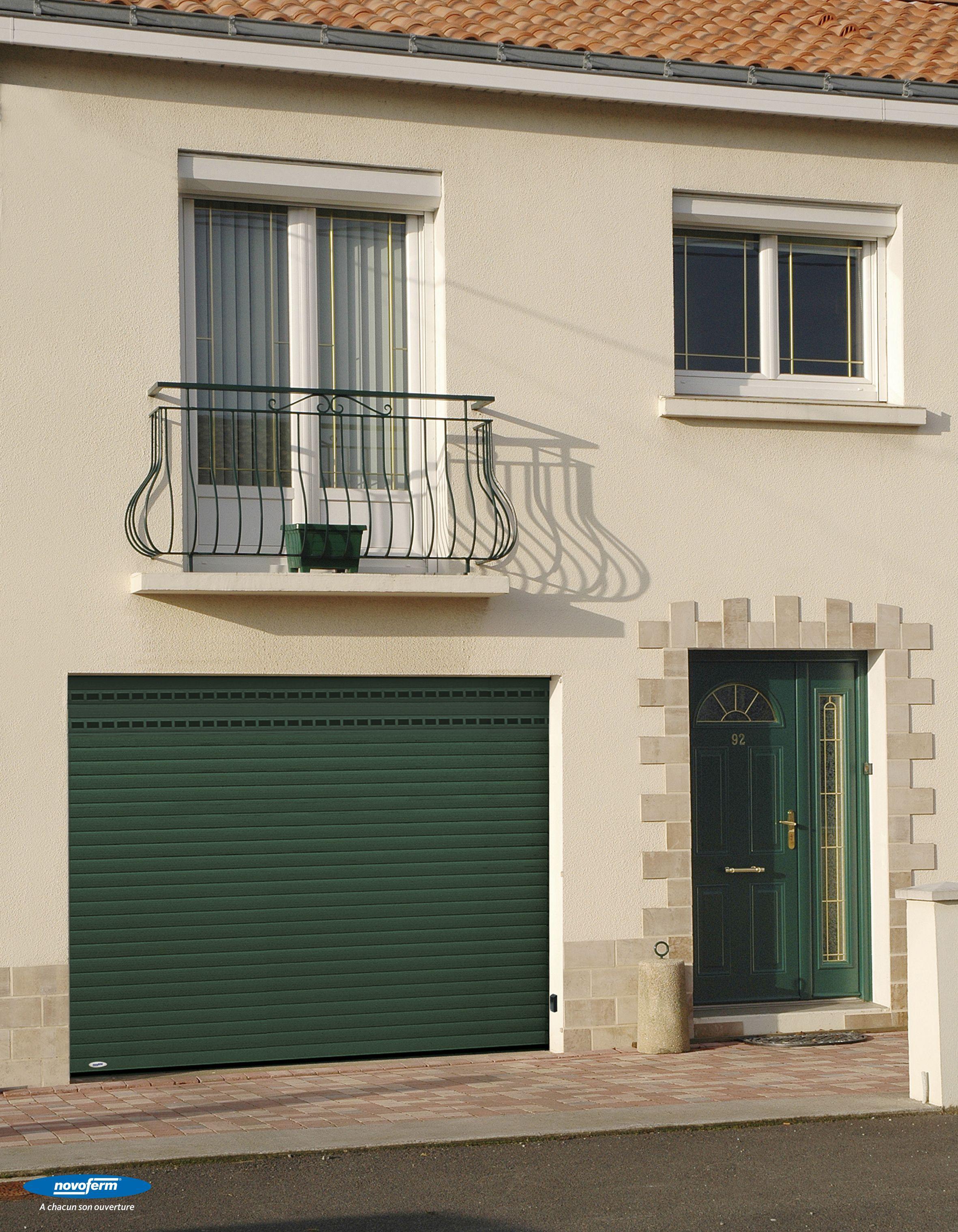 Porte De Garage Enroulable Novoferm Nos Fournisseurs Pinterest ~ Contraventanas Aluminio Leroy Merlin
