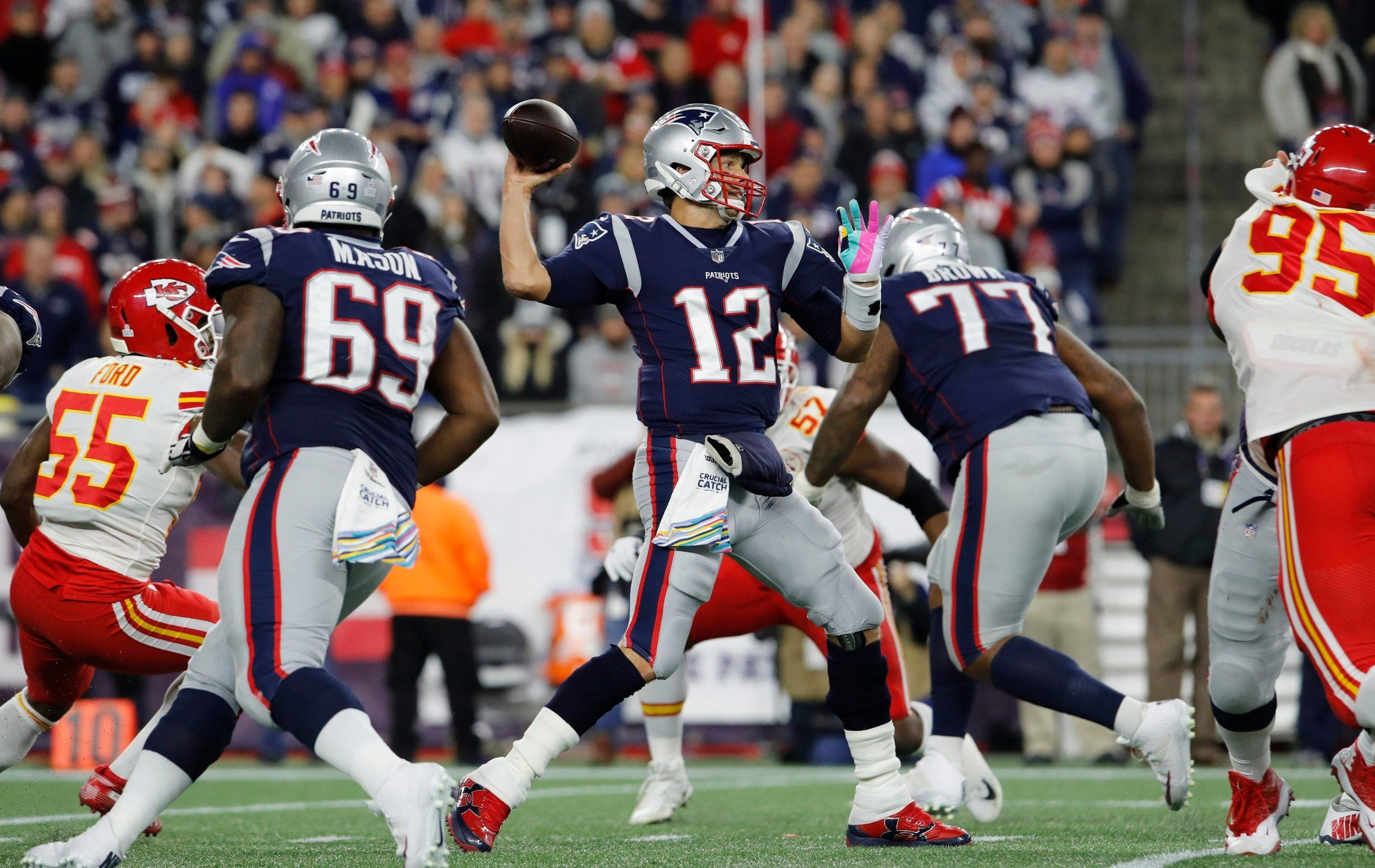 Afc Championship Game Preview Championship Game Nfl News Afc Championship