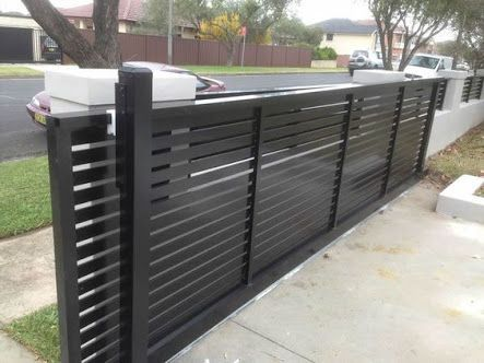 aluminium sliding gates nz - Google Search: