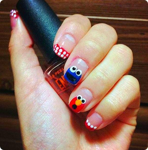 Imagenes Decoraciones Uñas | Pretty Nail Designs | Diseño de Uñas ...