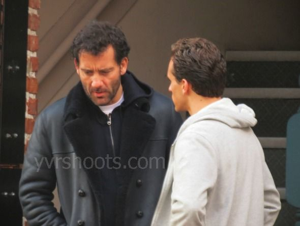 SHOOT: Clive Owen Films WORDS AND PICTURES in Gastown | yvrshoots