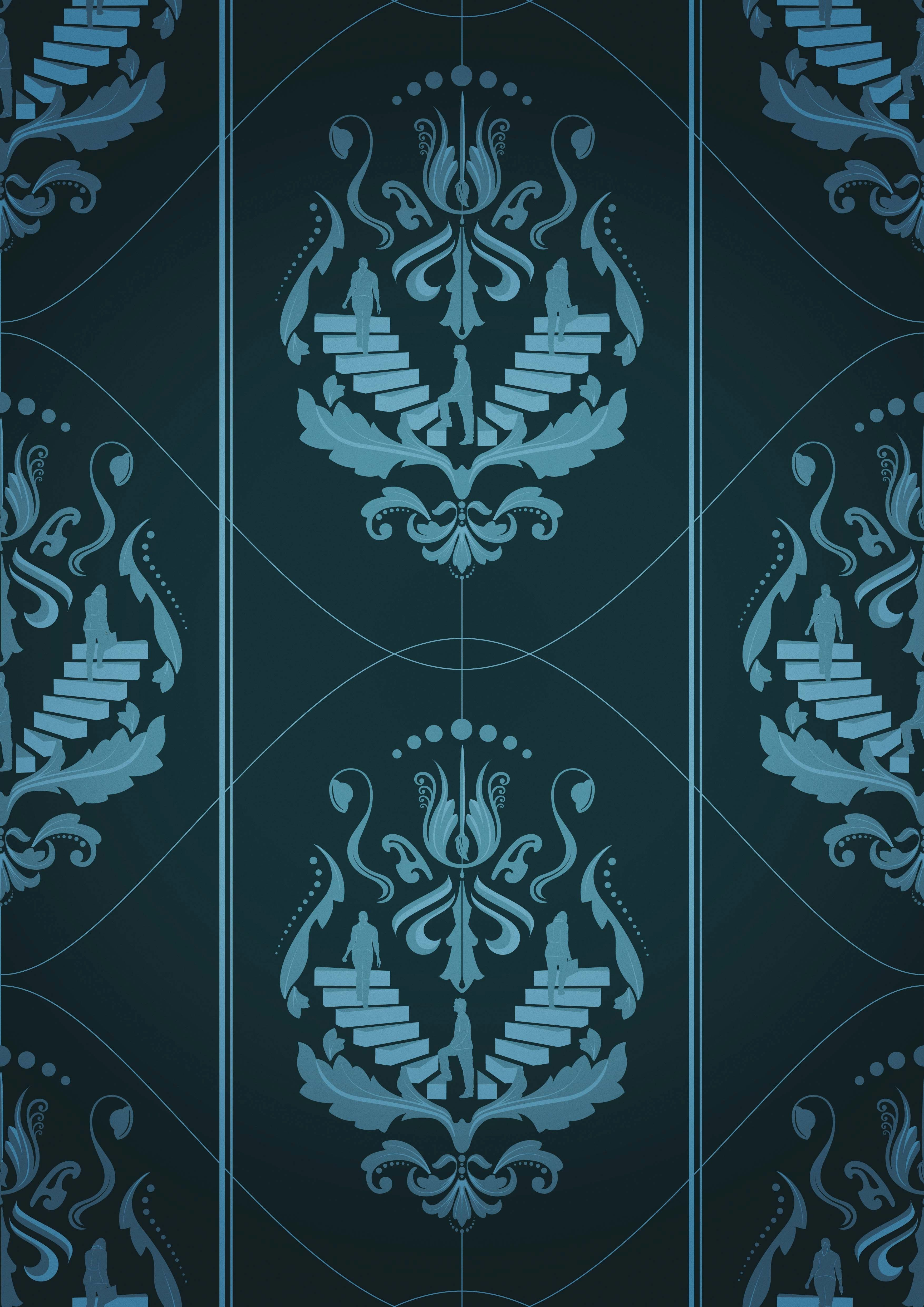 Adobe illustrator photoshop tutorial design damask patterns for adobe illustrator photoshop tutorial design damask patterns for wallpaper and homewares digital arts baditri Choice Image