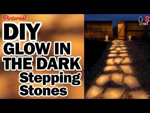 How To Make Glow In The Dark Stepping Stones: 9 Steps