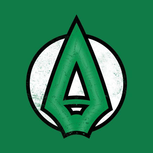 Arrow by biticol   Green arrow logo, Green arrow shirt ...
