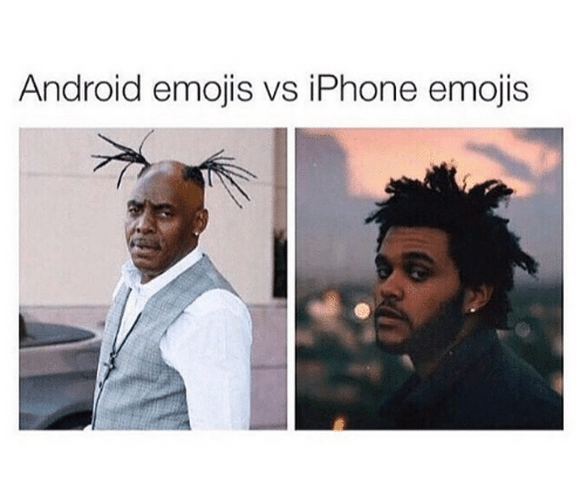 Android Vs. iPhone Memes That Will Make You Laugh Out Loud