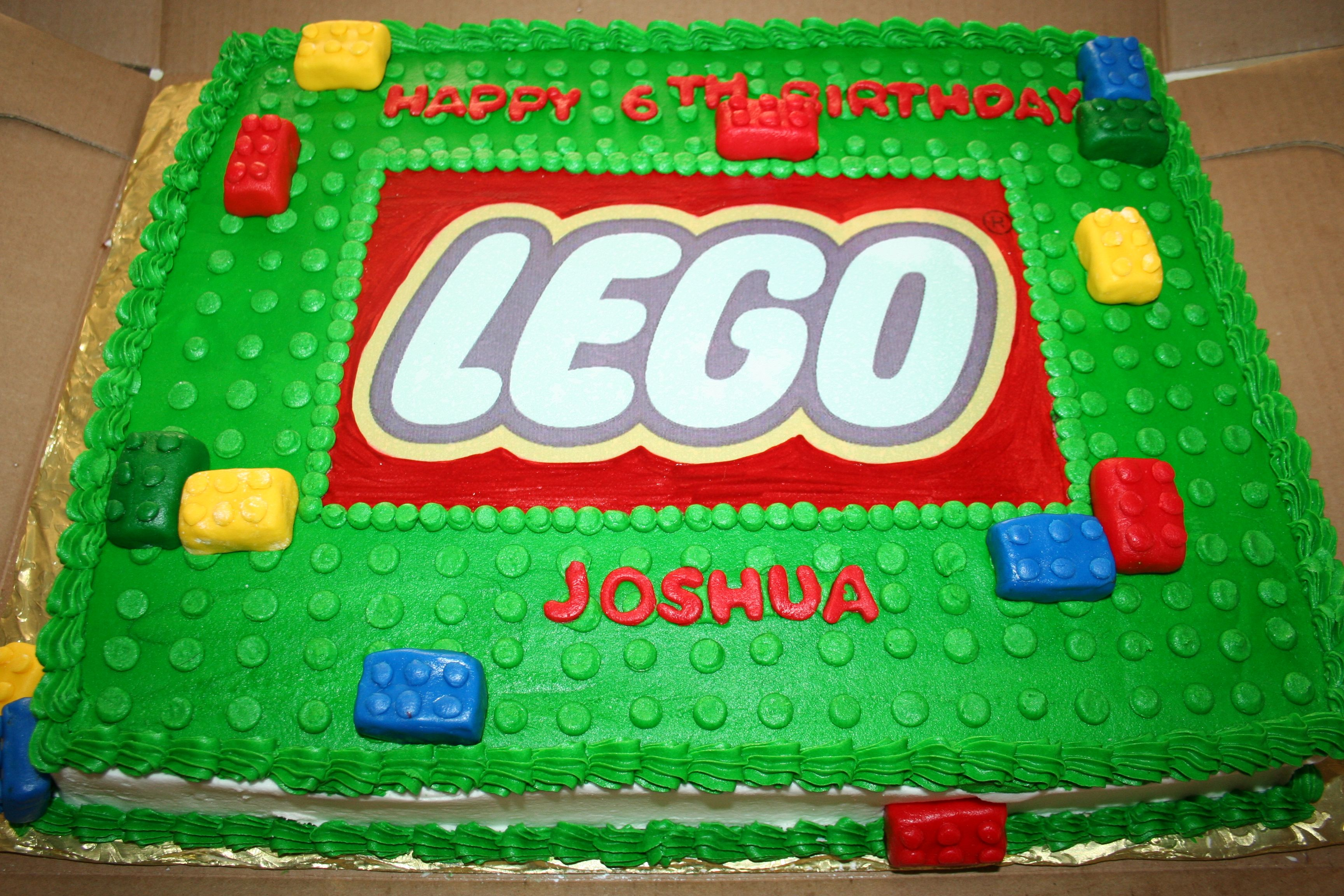 Lego Cake Childrens Birthday Cakes Lego Cake Lego Birthday Cake