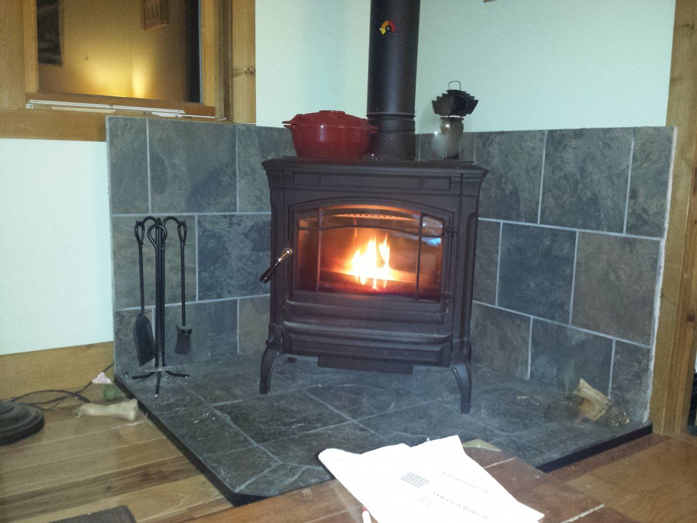 Attaching Angle Iron To Tile Hearth Com Forums Home Tiles