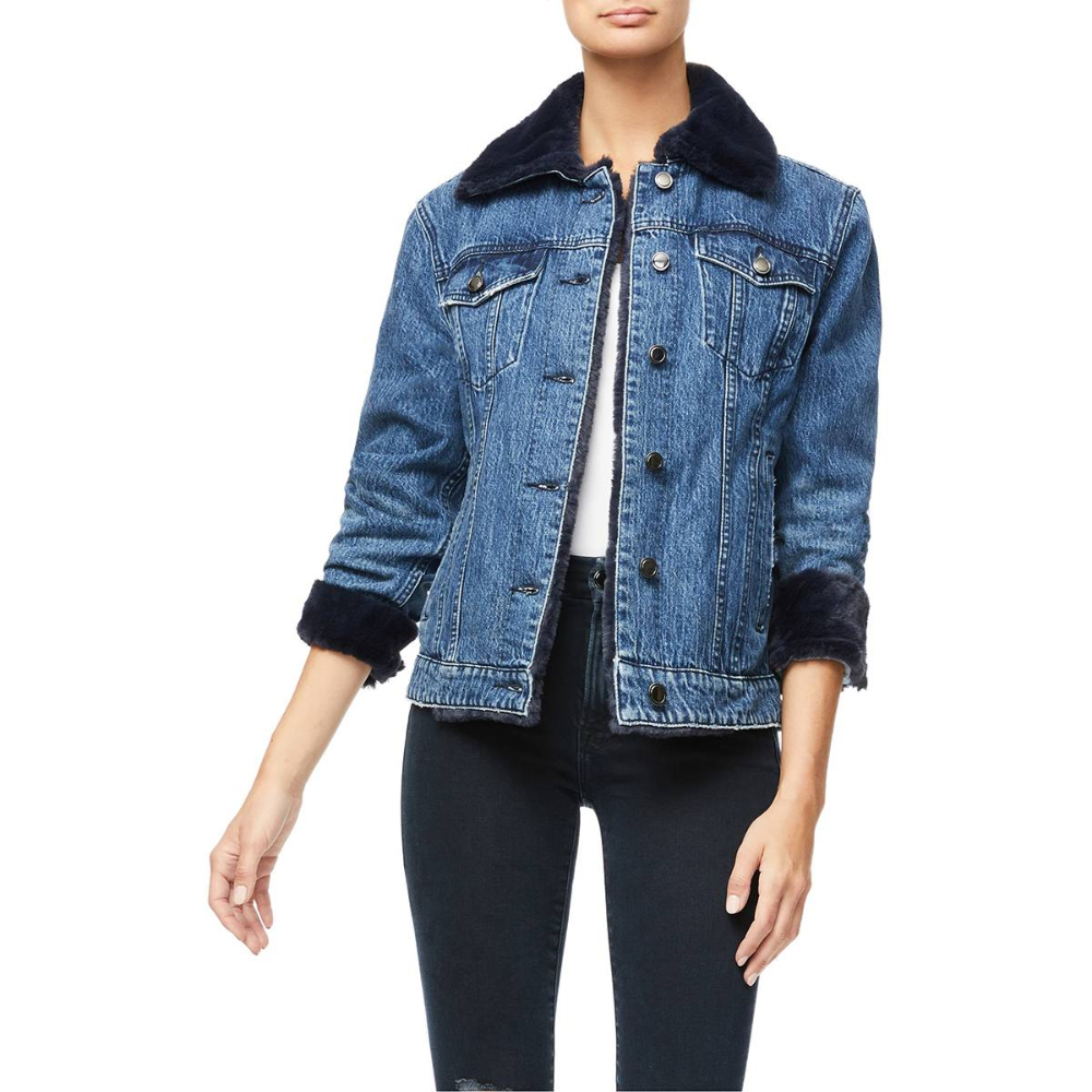 34 Nordstrom And Bloomingdale S Buys For When You Desperately Need Basics Line Jackets Perfect Jeans Jackets [ 1000 x 1000 Pixel ]