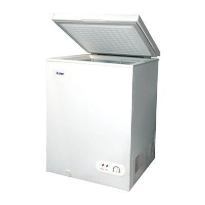 Haier 3 5 Cu Ft Capacity Freezer With Removable Basket Chest