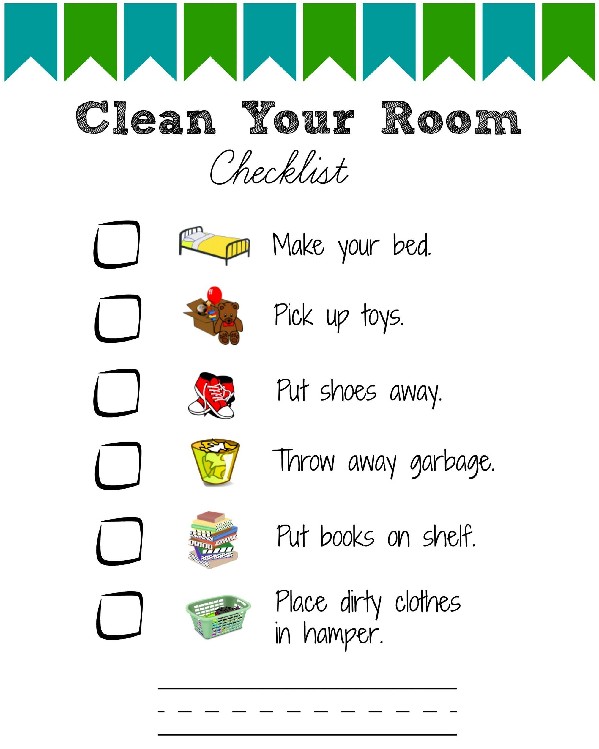 Checklist For Cleaning Your Bedroom