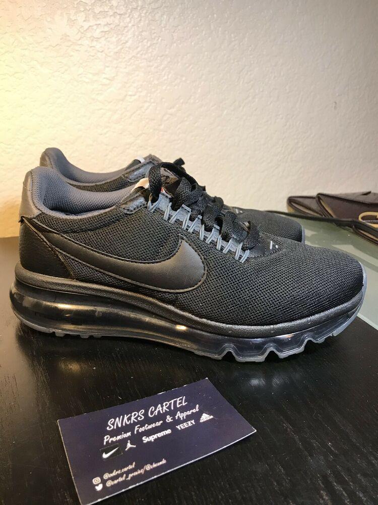 cc06c2c0a4 Nike Womens Air Max LD Zero Black Size 6.5 US 896495-002 - Nike Airs ...