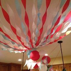 Seuss Landing balloons - Google Search