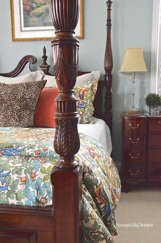 Pottery Barn Mayle Bedding/Master Bedroom - Housepitality Designs ...