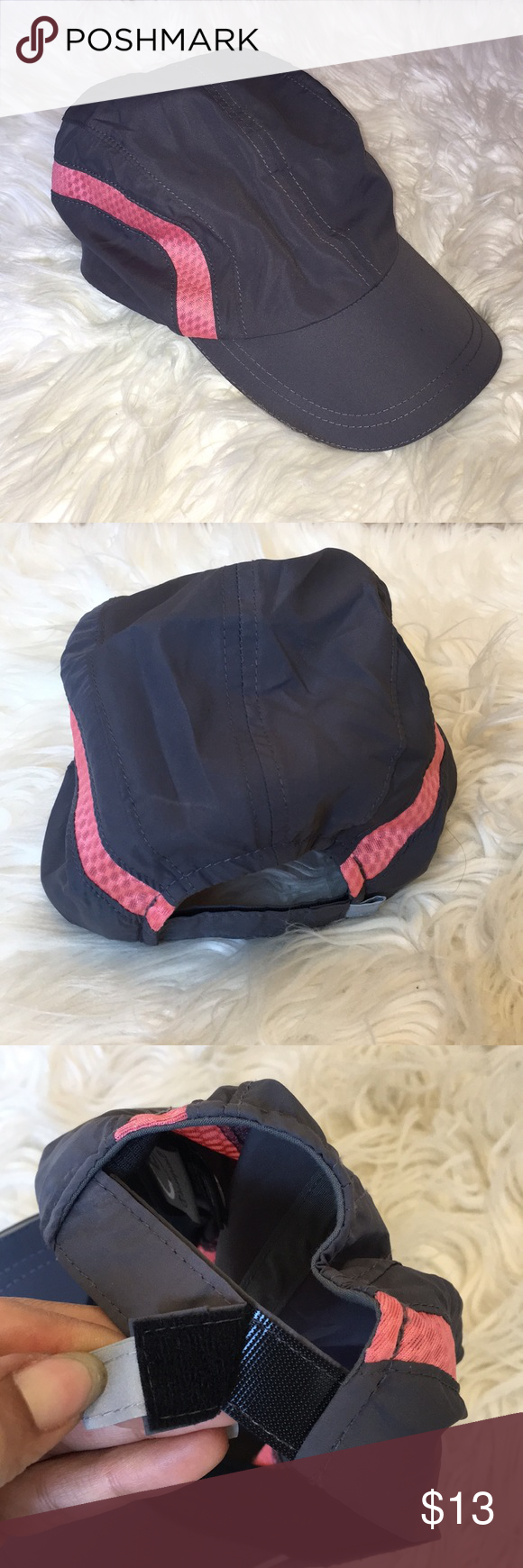 Adorable champion tennis hat It is in excellent condition no signs of wear  or damage Velcro s c36bbf54ab3