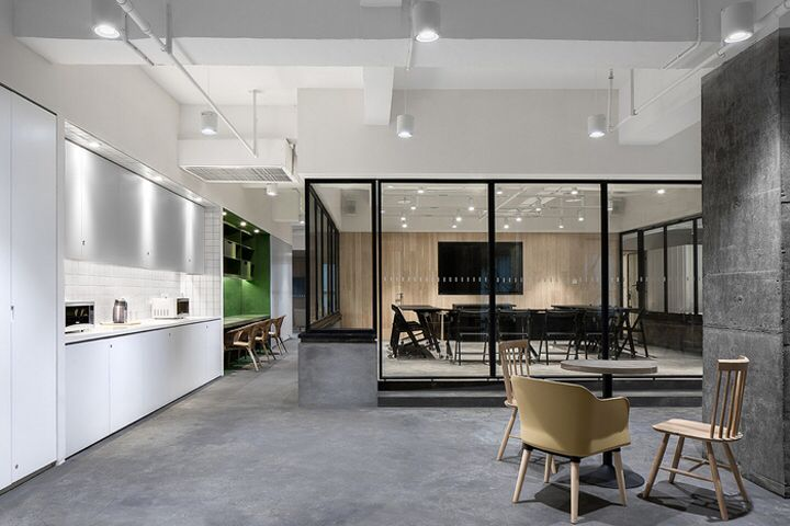 QIN Group Offices by Studio DOTCOF, Chongqing – China