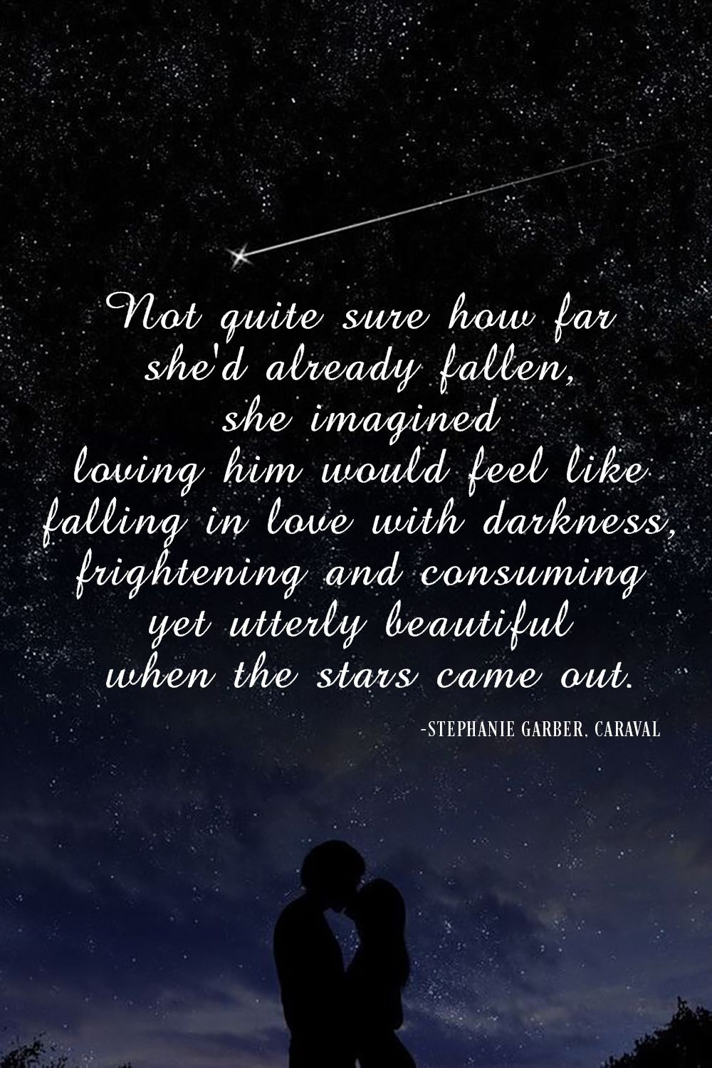 Falling Stars Wallpaper Such A Beautifully Written Book Quotes In 2019 Ya Book