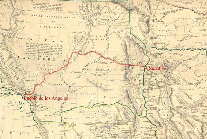 Protecting Old Spanish Trail Starts With Finding It