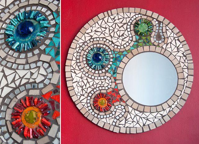 Espejos en mosaiquismo buscar con google espejos for Mosaicos para espejos