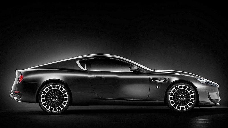 上空式樣更添美形 《Kahn Design WB12 Vengeance Volante》預告2017日內瓦車展現身| 國王車訊 KingAutos