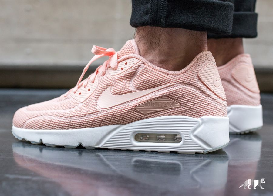 nike air max 90 ultra breathe womens trainers pinterest