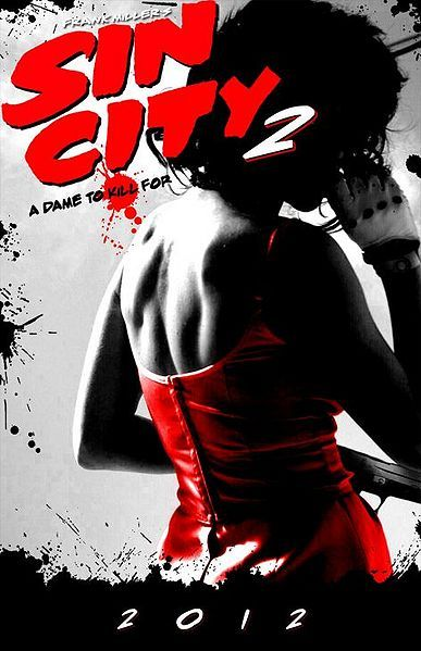 Sin City: A Dame to Kill For | By Frank Miller & Robert Rodriguez | Watch trailer now at miramax.com