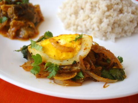 Quick boiled egg fry recipe indian food recipes stir fry and egg forumfinder Gallery