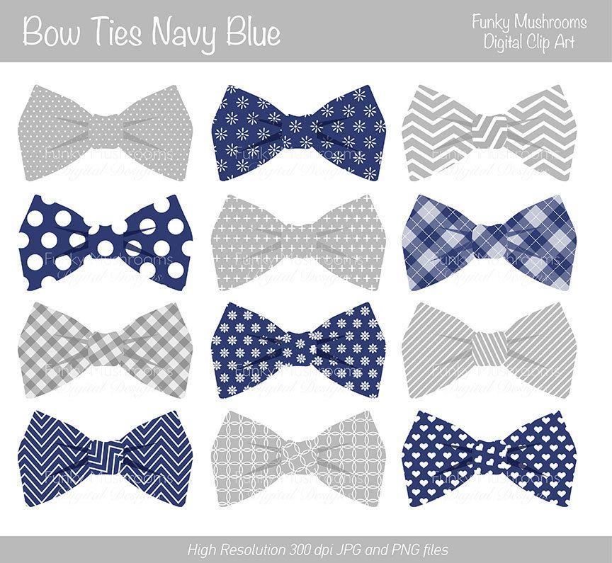 Navy Blue Bow Tie Clipart | www.pixshark.com - Images ...