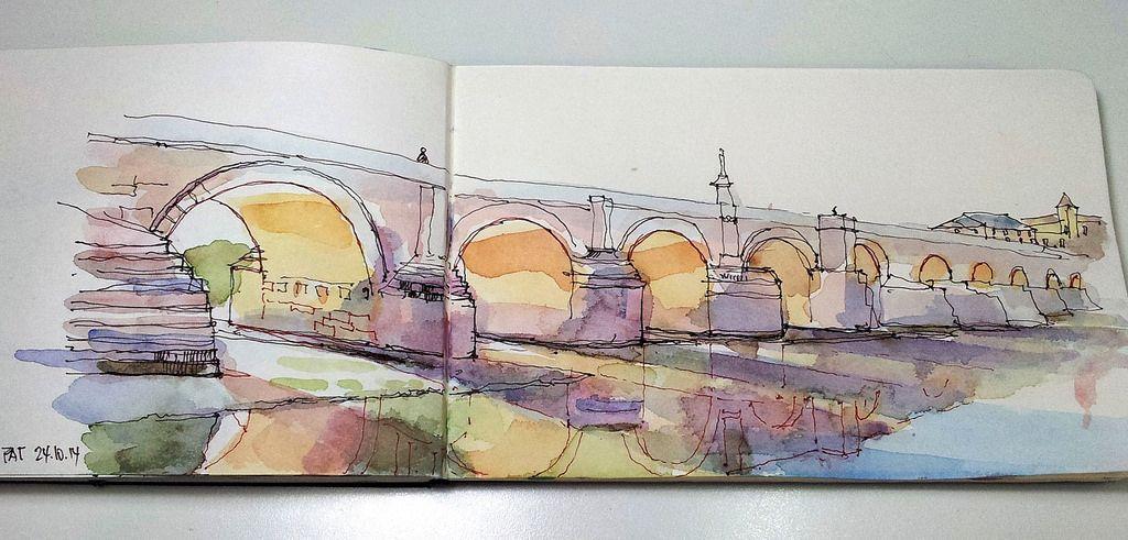 Puente Romano. by Fernando Angulo T