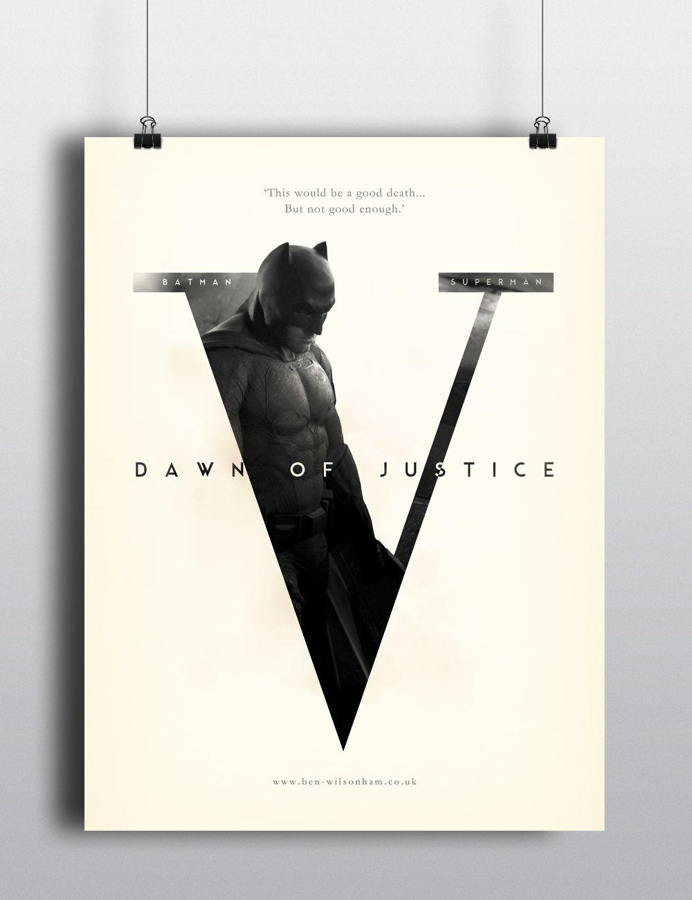 Quick poster design - Ben Wilsonham Can T Wait For This Film Quick Poster Design For