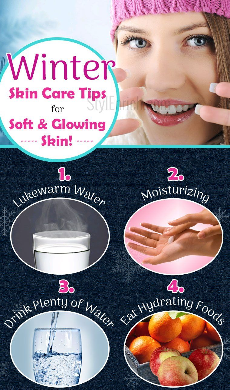 Useful Tips On How To Take Care Of Your Skin During Harsh And Dry Climate Of Winter Read These Winter Skin Care Tips An Winter Skin Winter Skin Care Skin Care