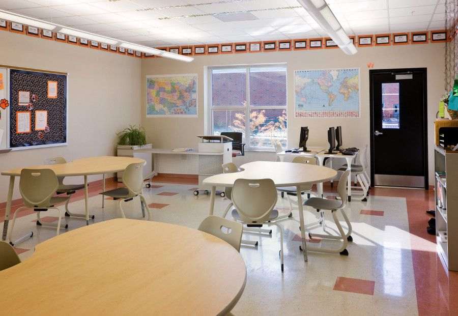 @KI Furniture's #IntellectWave is the perfect compliment to any K-12 discovery space or learning environment!  #classroom #education #school #design