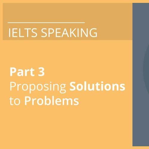 Advanced Speaking: Using Hypotheticals, Proposing