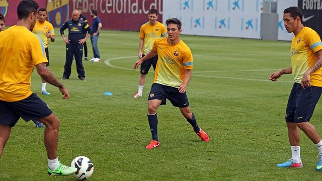 Training session 09/05/2013