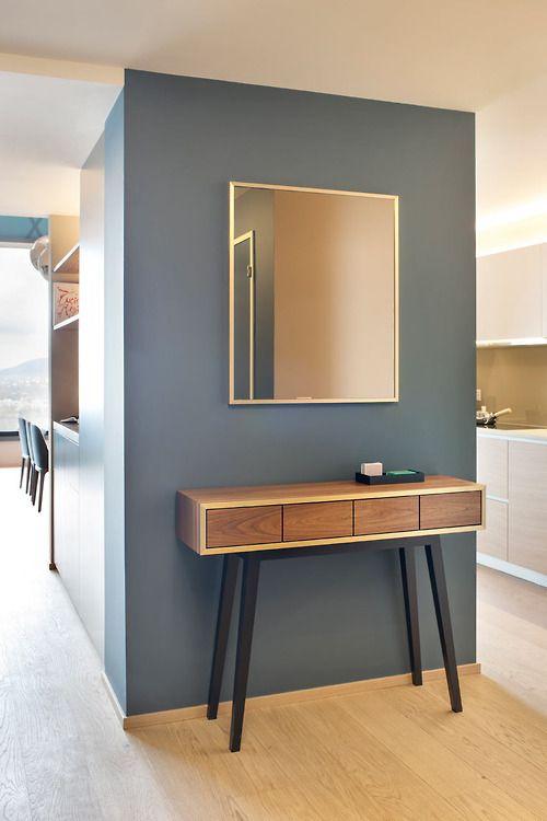 alteregodiego:  Foyer #interiors #interiordesign