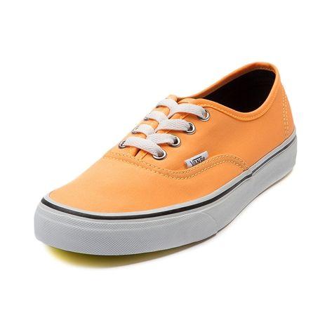 vans skate shop orange