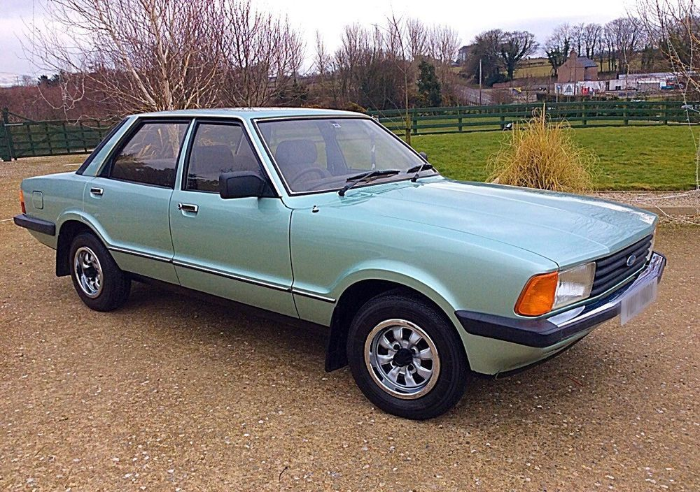 Ford Cortina Mk5 Fantastic Super Original 29 000 Mile Example Poss Px Ford Classic Cars The Originals