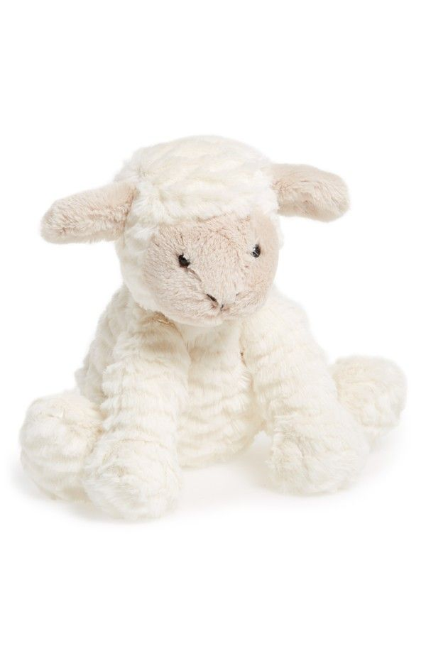 Fuddlewuddle Lamb Stuffed Animal Cute Baby Jellycat Lamb