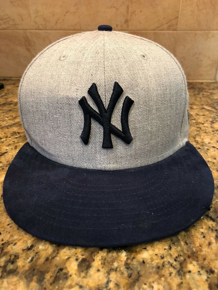 675c53d4 NEW ERA NEW YORK YANKEE SNAPBACK GREY AND BLUE HAT #fashion #clothing  #shoes #accessories #mensaccessories #hats (ebay link)