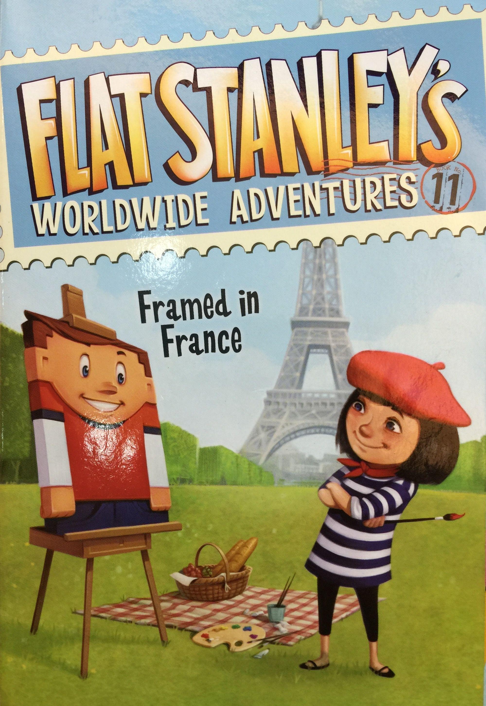 Flat stanleys worldwide adventure 11 flat stanley