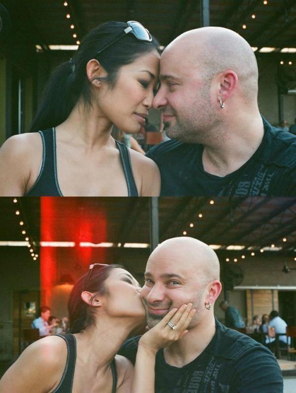 Lena Yada And David Draiman