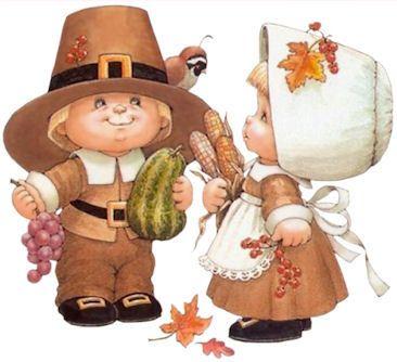 Pilgrim babies cute clips 5 pinterest pilgrim - Precious moments halloween wallpaper ...