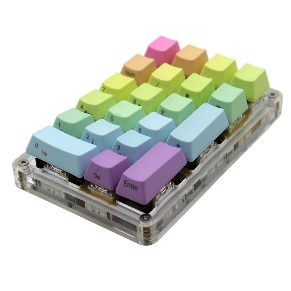 Cheap Keyboard Numpad Buy Quality Mechanical Keyboard Directly From China Gateron Switch Suppliers 21 Key Ymdk Programmable Suppor Keyboard Switches Mechanic