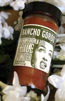 Rancho Gordo: New Mexican Red Chile Powder - large