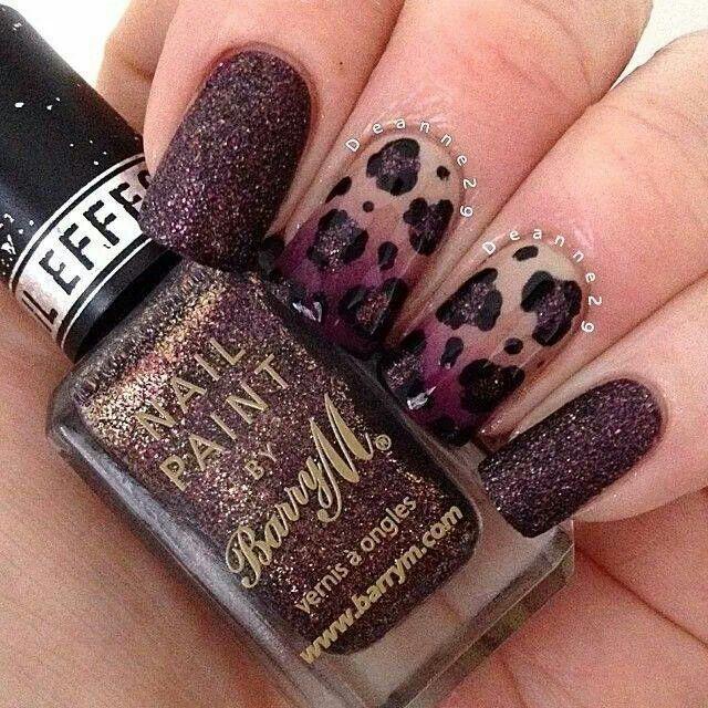 Elegante y extrovertido | carmen nails | Pinterest | Magic nails ...