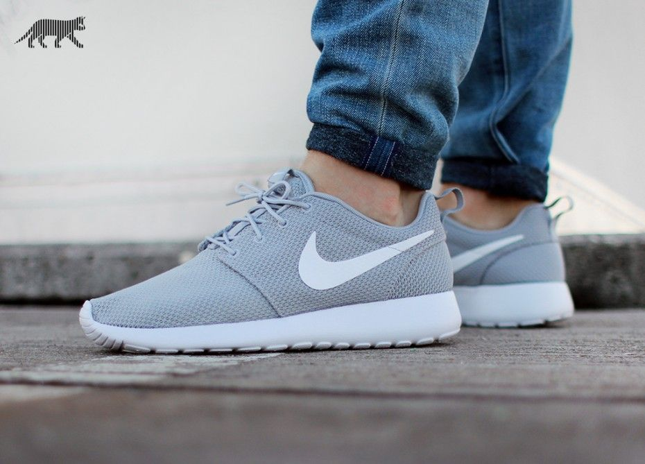 Nike Roshe Run - Wolf Grey #What_an_awesome_color