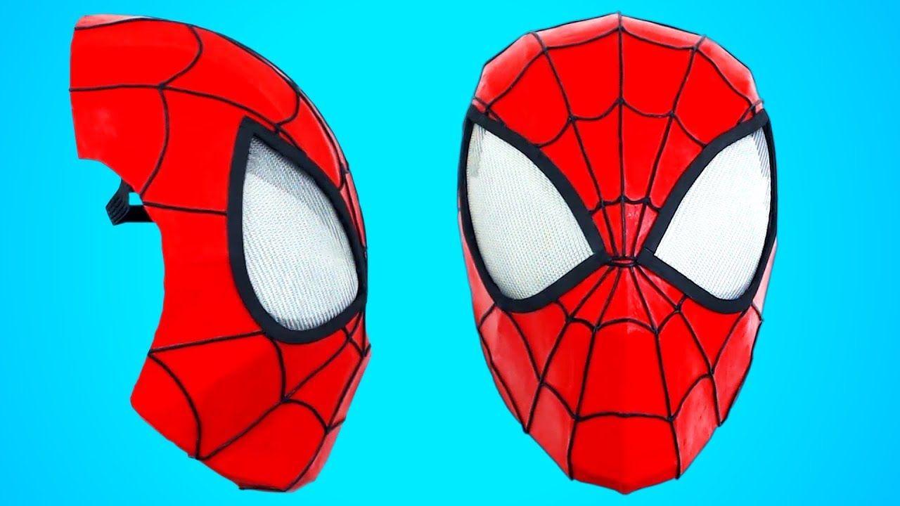Plantilla De Spiderman